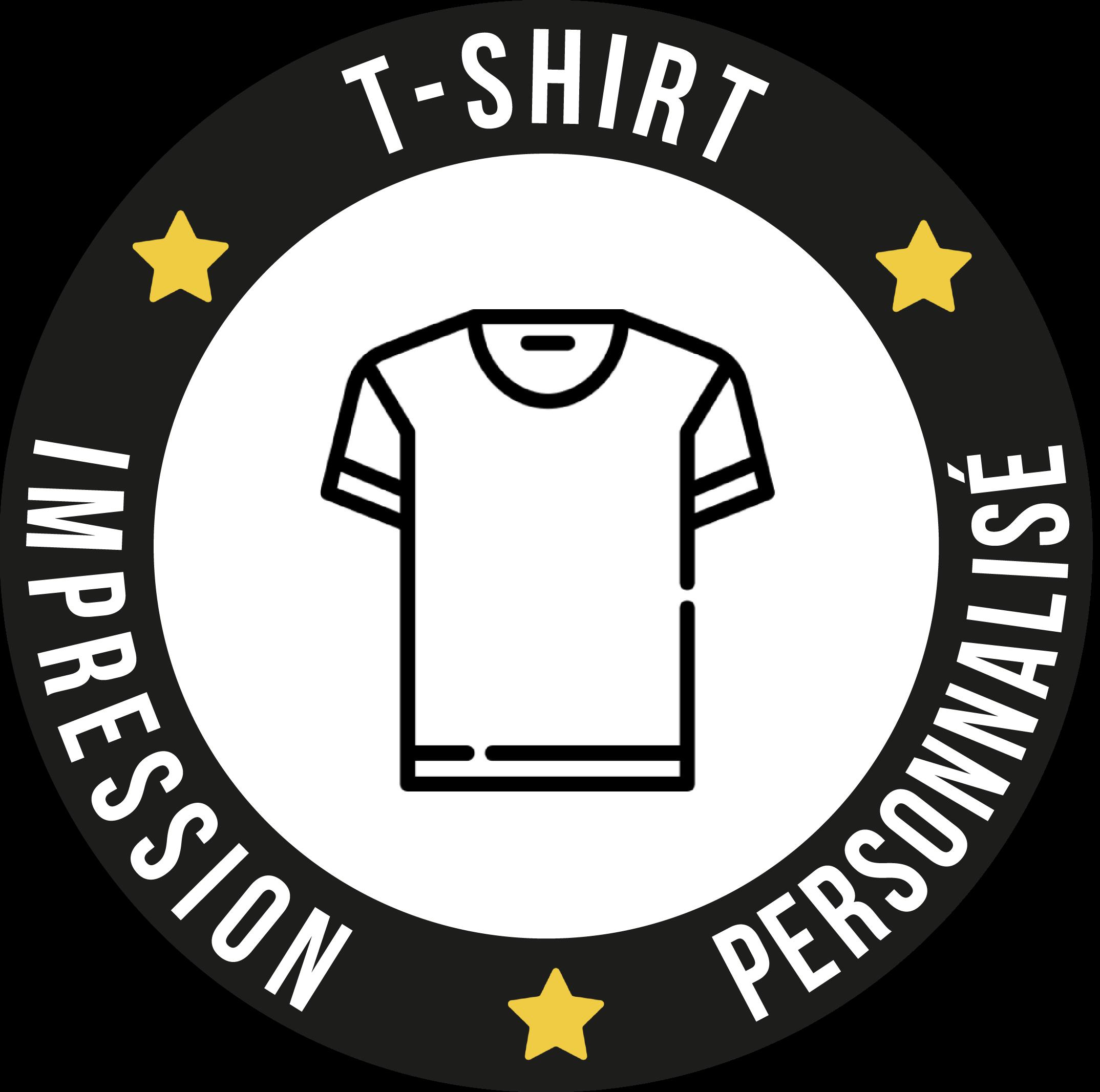 IMPRESSION T-SHIRT PERSONNALISE